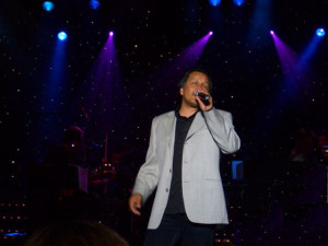Bobby Cruz sings OC