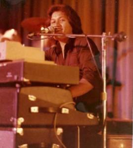 Bobby Cruz at Knott's - 1978